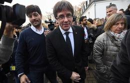 Tây Ban Nha rút lệnh bắt giữ cựu Thủ hiến Catalonia ở châu Âu