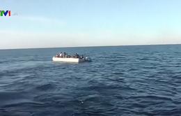 Thổ Nhĩ Kỳ giải cứu gần 100 người di cư trên biển