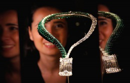 Đấu giá viên kim cương lớn nhất thế giới