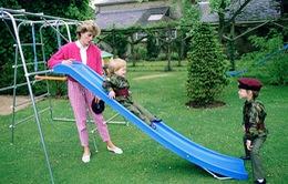 Hàng loạt tư liệu về Công nương Diana quá cố được công bố