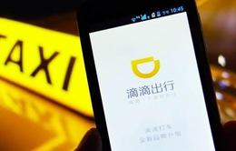 """""""Uber của Trung Quốc"""" trở thành start-up giá trị thứ 2 trên thế giới"""