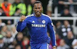 Drogba đồng ý tới Brazil thi đấu với mức lương thấp bất ngờ