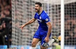 Chelsea xác nhận bán Diego Costa cho Atletico Madrid
