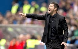 HLV Simeone gia hạn hợp đồng với Atletico Madrid