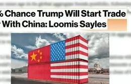 Các kịch bản cho thương mại Mỹ - Trung