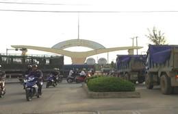 """""""Điểm đen"""" giao thông trước Khu công nghiệp Bắc Chu Lai, Quảng Nam"""