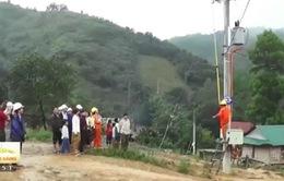 100% thôn bản ở Quảng Trị có điện đón Tết