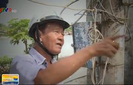 Thành phố Cần Thơ nỗ lực cải tạo hệ thống điện ở hẻm Chùa Ông Một