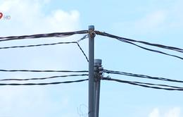 Đô thị Golden City thiếu nguồn điện: Do chưa hoàn thành lưới điện khu dân cư