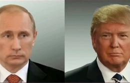 Tổng thống Mỹ - Nga nhất trí cải thiện quan hệ