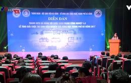 """Diễn đàn """"Thanh niên Đà Nẵng với cách mạng công nghiệp 4.0"""""""
