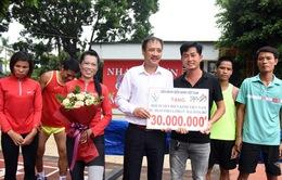 Điền kinh NKT Việt Nam sẵn sàng cho ASEAN Para Games 9