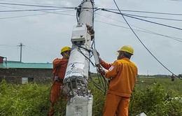 EVN đã khôi phục cấp điện cho gần 1,35 triệu khách hàng sau bão số 10