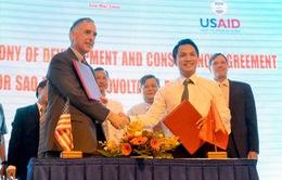 Ký kết dự án điện năng lượng Mặt Trời lớn nhất Việt Nam