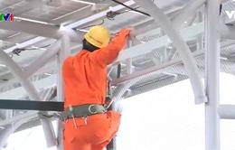 Nhiều địa phương tại Phú Yên và Khánh Hòa đã có điện trở lại