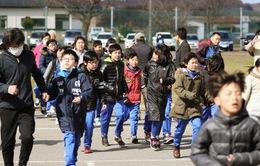 Nhật Bản diễn tập ứng phó tên lửa từ Triều Tiên