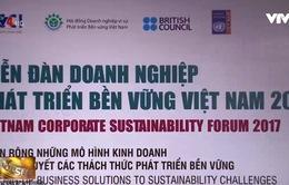 Doanh nghiệp tham gia thực hiện các mục tiêu phát triển bền vững