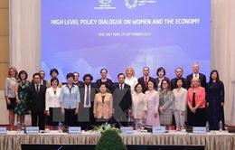 Kết thúc Diễn đàn Phụ nữ và Kinh tế APEC năm 2017