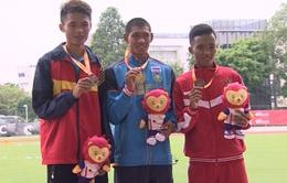 Điền kinh - thế mạnh của thể thao học sinh Việt Nam