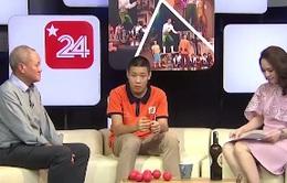 Hành trình đặc biệt của diễn viên xiếc Nguyễn Hoàng Khôi Nguyên