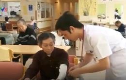 Điều dưỡng viên Việt Nam tại Nhật được kéo dài thời gian lưu trú