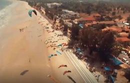 Sôi động Giải lướt ván diều châu Âu Kitesurf Cup Sylt