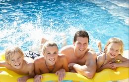 5 lợi ích từ bơi lội