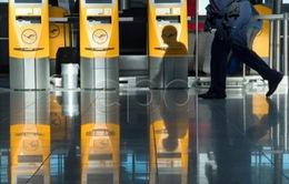 Đình công đe dọa hoạt động hàng không tại Đức
