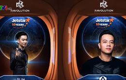 Các DJ quốc tế hàng đầu thế giới hội tụ tại đại tiệc âm nhạc điện tử