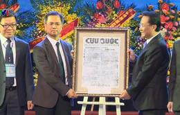 Báo Đại Đoàn Kết kỷ niệm 75 năm ngày thành lập