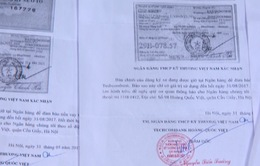 Được sử dụng bản sao giấy đăng ký xe khi đi đường