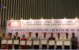 Vinh danh các doanh nghiệp du lịch hàng đầu tại ITE 2017