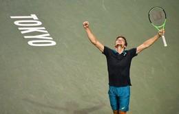 David Goffin gặp Adrian Mannarino trong trận chung kết giải quần vợt Nhật Bản mở rộng 2017