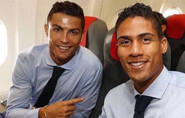 C.Ronaldo và dàn sao Real bảnh bao tới Đức dự đại chiến Dortmund