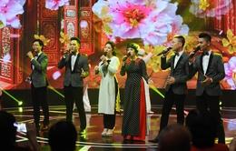 Gala Giai điệu tự hào: Rực rỡ sắc màu và rộn ràng không khí đón xuân