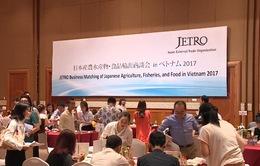 Doanh nghiệp Nhật Bản xúc tiến tiêu thụ nông sản