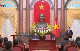 Chủ tịch nước: Tập trung triển khai có hiệu quả nhiệm vụ tái cơ cấu DN