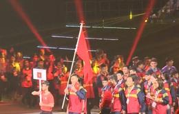 Khai mạc Đại hội Thể thao học sinh Đông Nam Á 2017