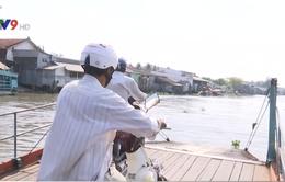Người dân Kiên Giang 40 năm mong ước một cây cầu qua sông
