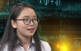 Gặp nữ sinh Hà Nội thi đỗ 3 trường THPT chuyên