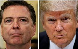 Mỹ: Tổng thống Trump cảnh báo cựu Giám đốc FBI không tiết lộ thông tin
