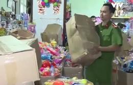 Thanh Hóa phát hiện hơn 1000 khẩu súng nhựa và đồ chơi bạo lực