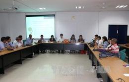 Đoàn công tác Học viện Chính trị quốc gia Hồ Chí Minh thăm và làm việc tại Ấn Độ