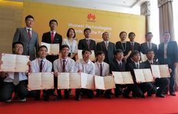 Khởi động Chương trình học bổng Hạt giống Viễn thông 2017 dành cho sinh viên Việt Nam