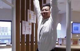 Các doanh nghiệp Nhật Bản cải thiện môi trường làm việc