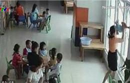 Chấm dứt hoạt động của cơ sở giữ trẻ dốc ngược học sinh