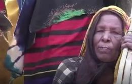 Nạn đói đe dọa cuộc sống người dân Somalia