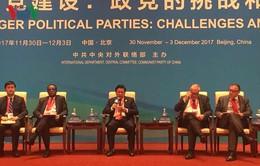 Đối thoại cấp cao giữa ĐCS Trung Quốc với các chính đảng trên thế giới