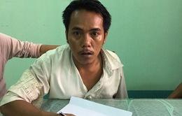 Bắt nghi phạm đâm tài xế taxi trọng thương, cướp tài sản