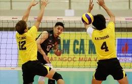 Giải bóng chuyền vô địch các CLB nam châu Á 2017: ĐT Việt Nam xếp hạng 8 chung cuộc